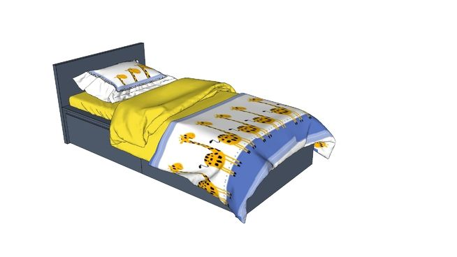bed kid
