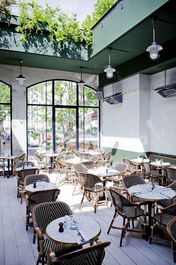 Brasserie Barbès Un îlot branché avec toit-terrasse  2 Boulevard Barbès, 75018 Paris