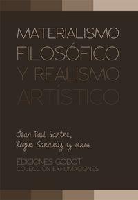 Materialismo filosófico y realismo artístico