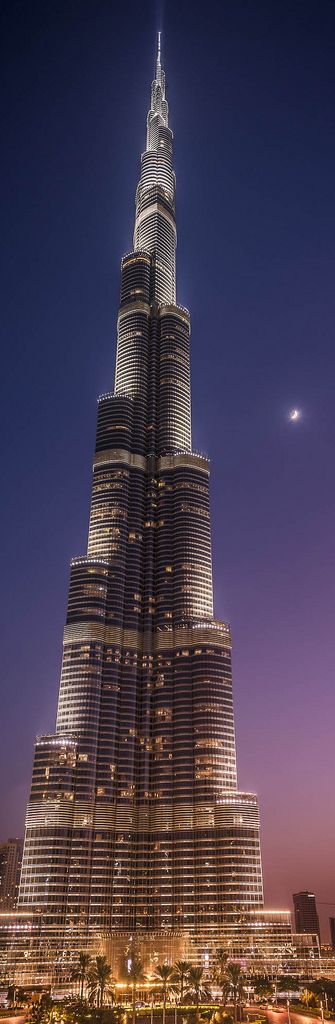 Burj khalifa, Dubai, UAE #Architects #Construction #Architecture  http://www.arcon.pk/portfolio/commercial-plaza-at-ring-road-lahore