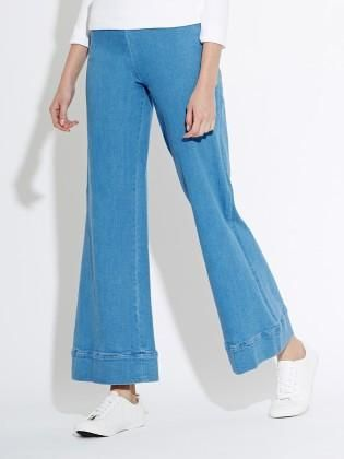 Waven - womens Nella wide leg jeans