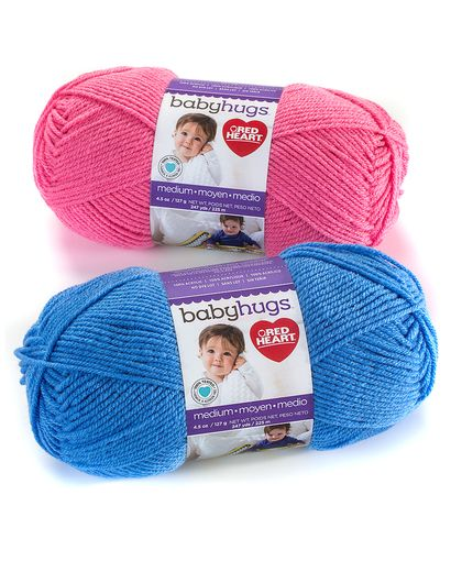 34 best Red Heart Baby Yarns images on Pinterest