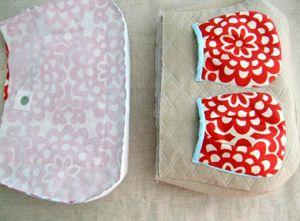 Tutorial ~ how to line a purse ~ Lining Tutorials