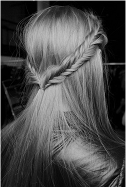 Fishtails. someone come teach me how to do this!