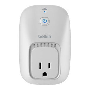 Belkin WeMo - App-Controlled Home Automation Switches