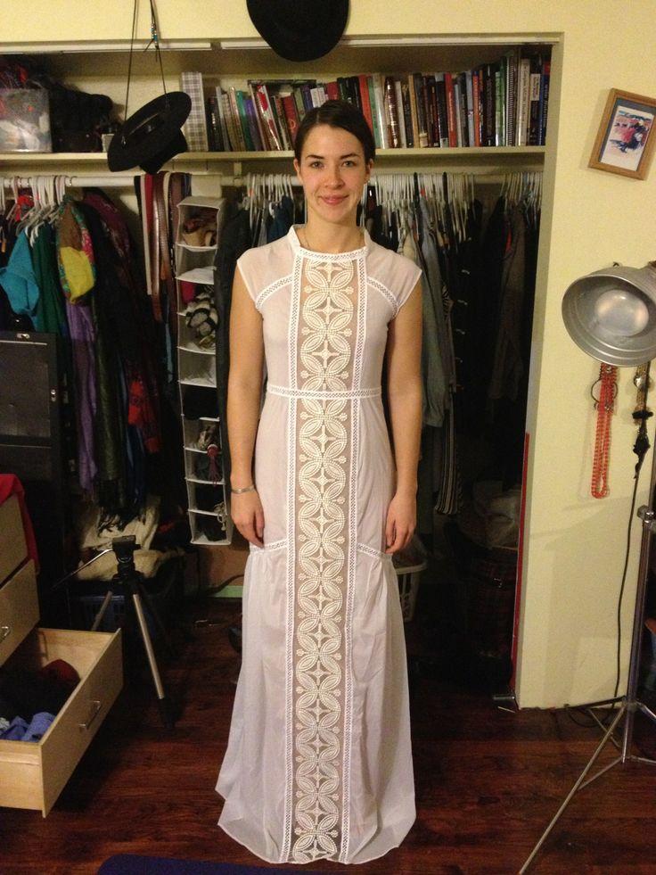 Lisa Brown Dena Gown