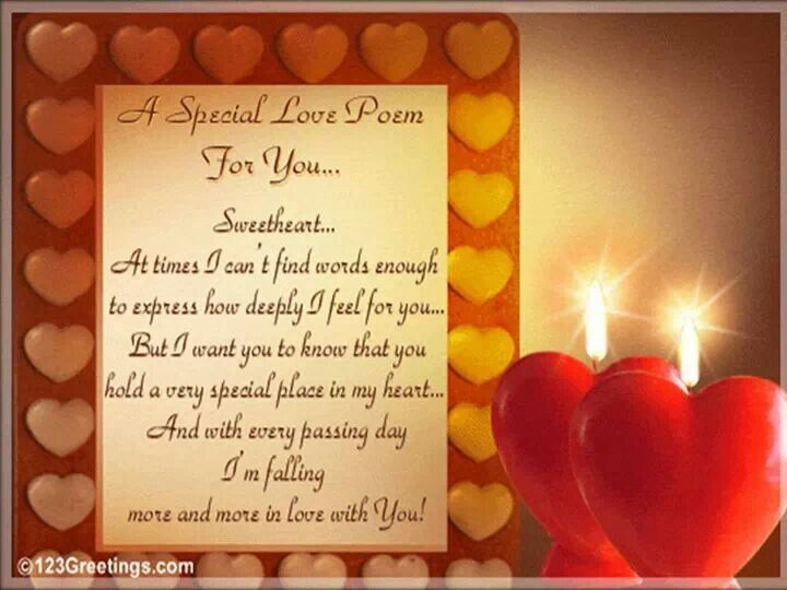 20 best images about Cute poems – Valentine Card Poems for Him
