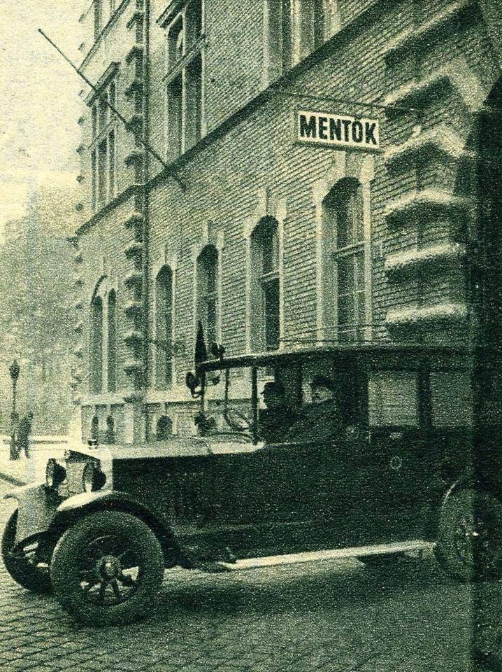 1937. Markó utca, Országos Mentő Szolgálat