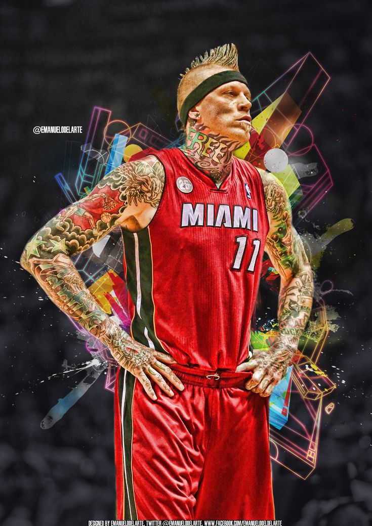 Chris Andersen by EmanuelooElArte.deviantart.com on @deviantART