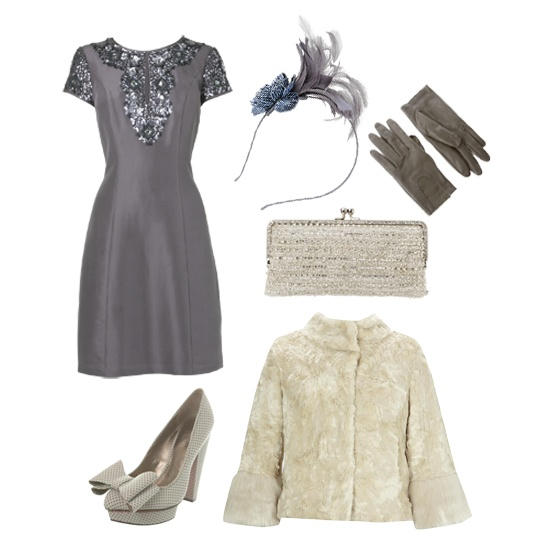 Winter Formal Outfit Idea Like Everything But The Headpiece