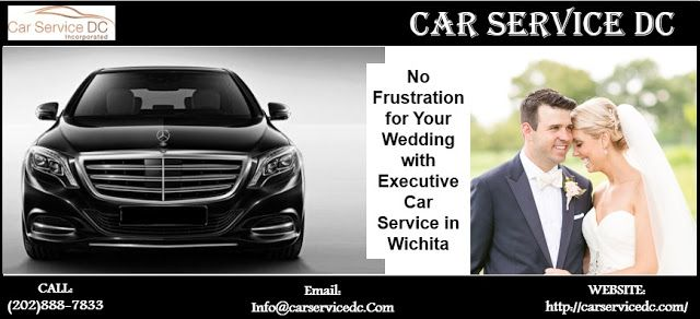 Car Service DC: No Frustration for Your Wedding with Executive Car...