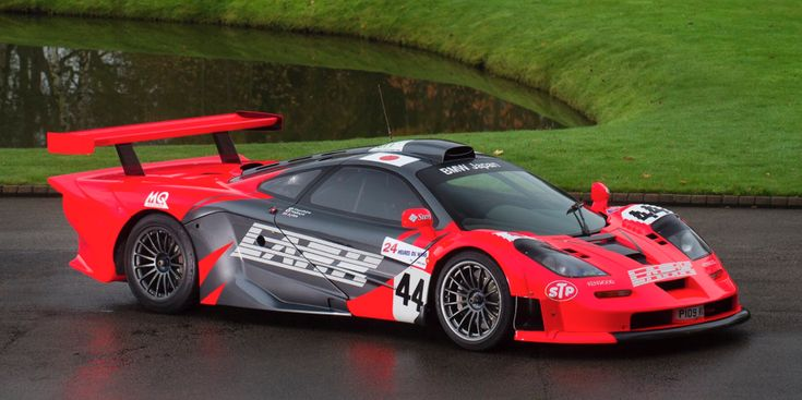 Holy Crap: There's a Road-Legal McLaren F1 GTR Longtail For Sale