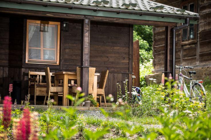 Chata Nad Wąwozem w www.lubinowe.pl http://lubinowe.pl/3d/Chata/dom-do-wynajecia.html