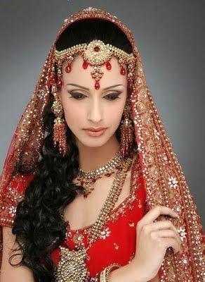 Indian Wedding Jewellery Designs ~ Bridal Wears