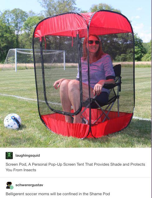 Belligerent Soccer Moms
