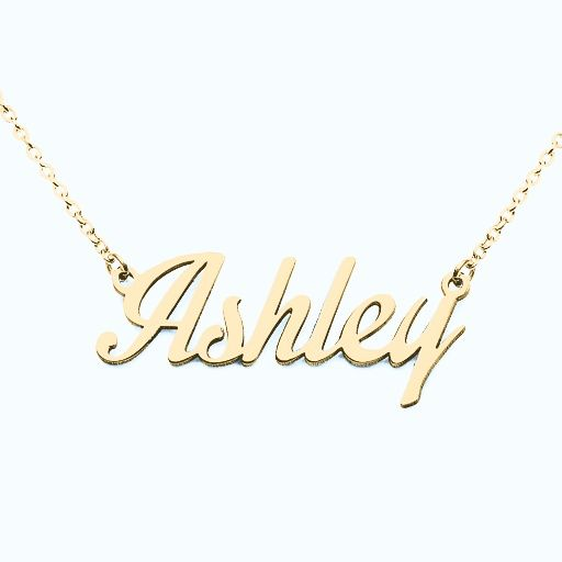 Build Your Own Name Necklace