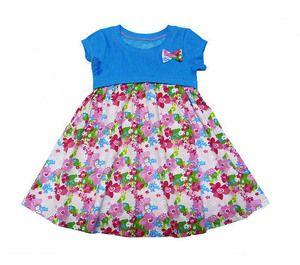 Платье для девочки за 355 руб. - cовместная покупка оптом дешево