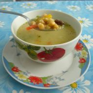 Skvělá cizrnová polévka recept - Vareni.cz