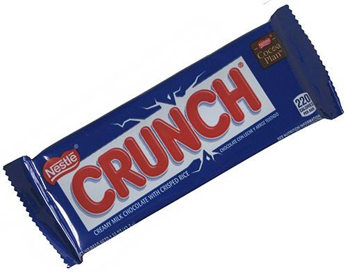 Charmant Top 10 Candy Bars