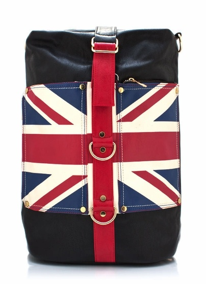 convertible union jack backpack