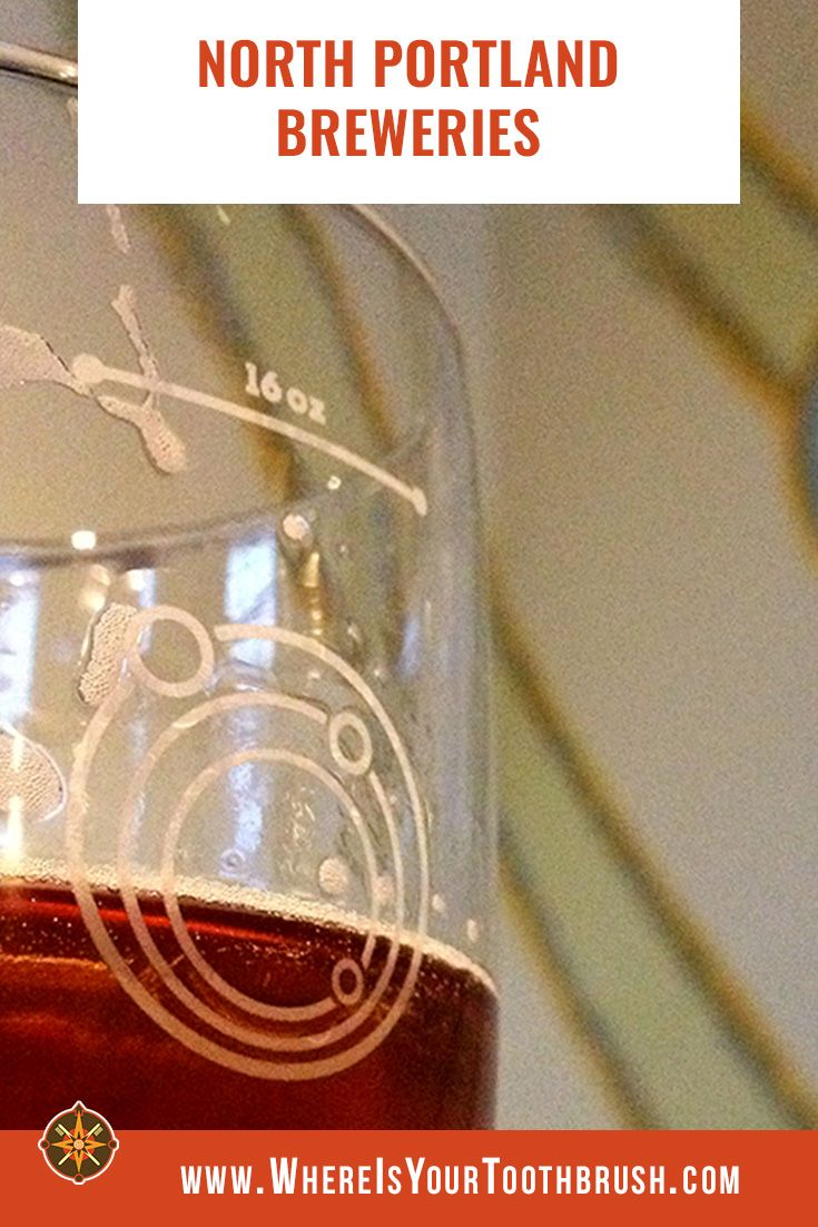 A comprehensive guide to N Portland breweries