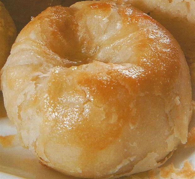 Receta de Knishes de papas y cebollas
