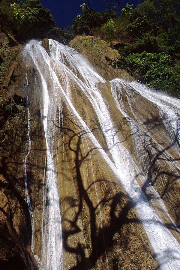 Cascade de Hsipaw