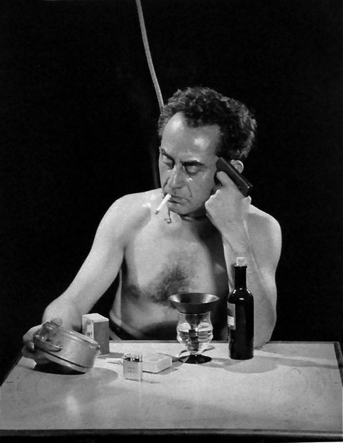 man ray- selfportrait  ArtExperienceNYC