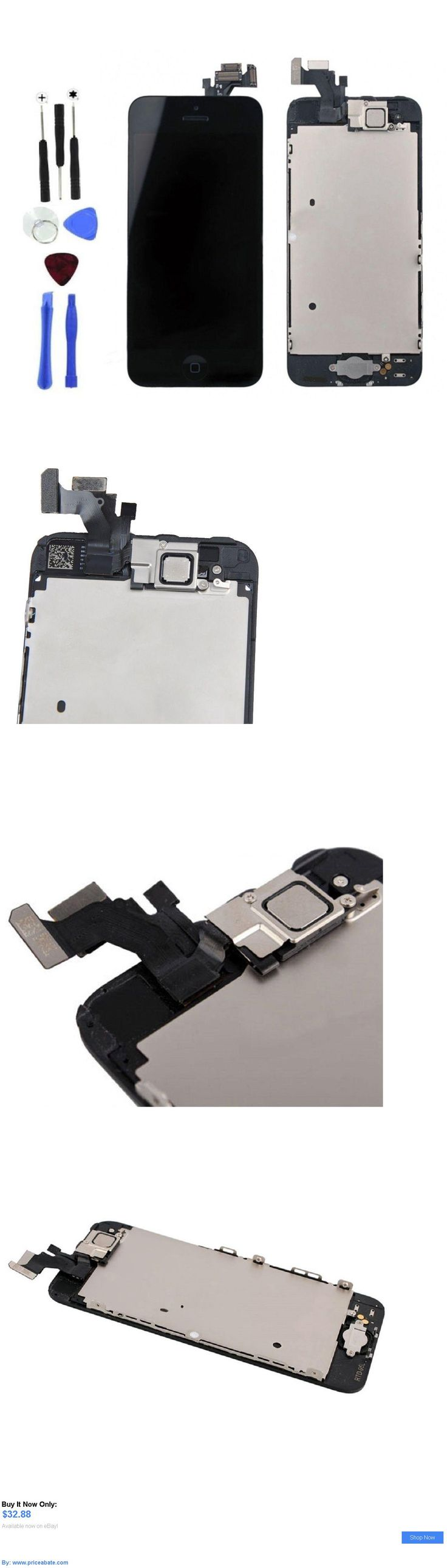general for sale: Lcd Touch Screen Display Digitizer Assembly Replacement For Iphone 5 Black Tools BUY IT NOW ONLY: $32.88 #priceabategeneralforsale OR #priceabate