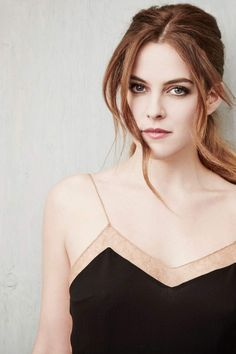 Riley Keough, star of the upcoming Starz series The Girlfriend Experience and daughter of Lisa Marie Presley, was captivated by her mother's magical closet growing up. Description from pinterest.com. I searched for this on bing.com/images