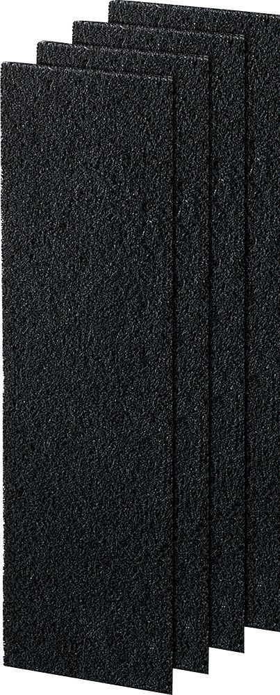 Fellowes - Carbon Filters for Fellowes AeraMax DX5 Air Purifiers (4-Pack) - Black