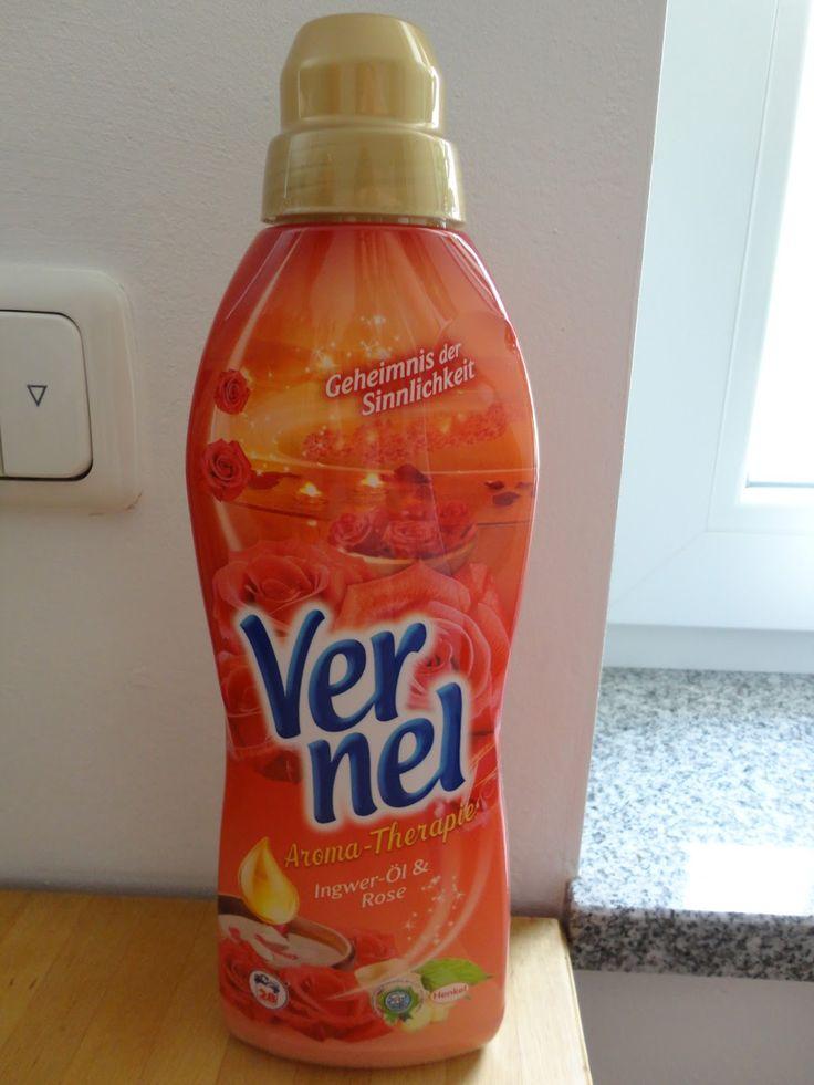 #Vernel #Aroma-Therapie #Weichspüler