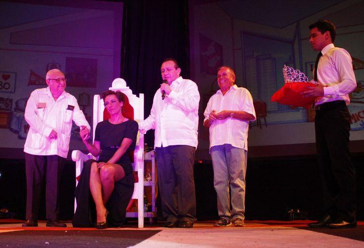 Reconocen a Consuelo Duval como Reina de la Televisión Mexicana