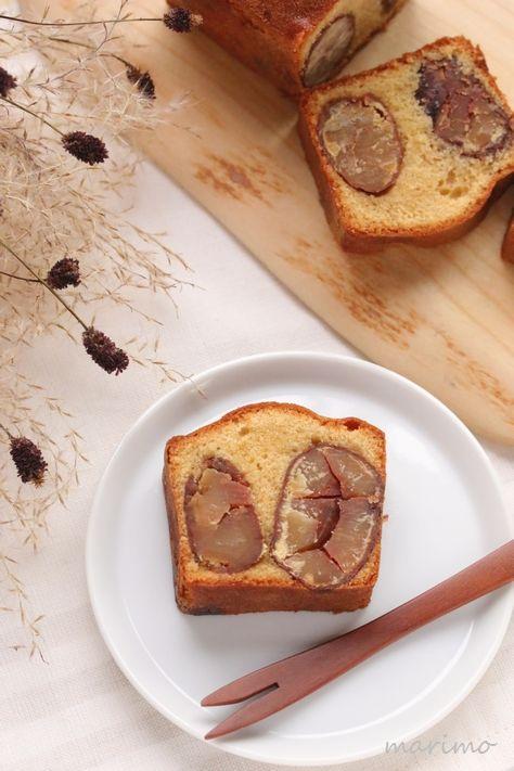 焼き菓子 : marimo cafe