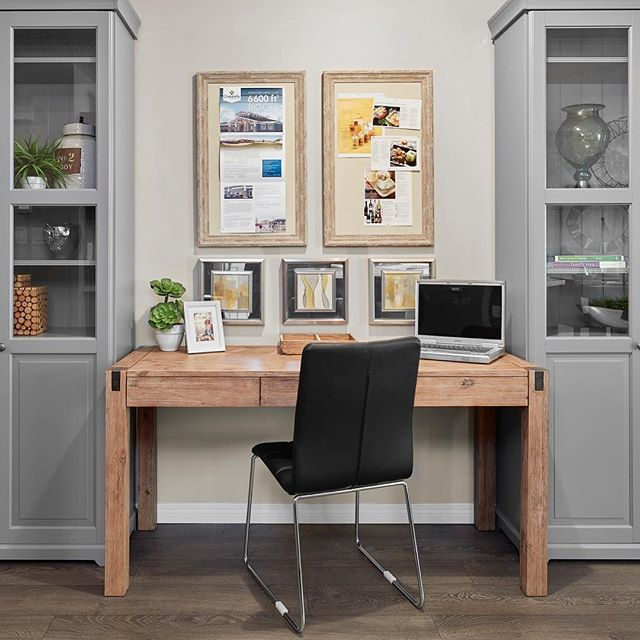 An inspiring workspace in our #ChappelleGardens Cadenza.
