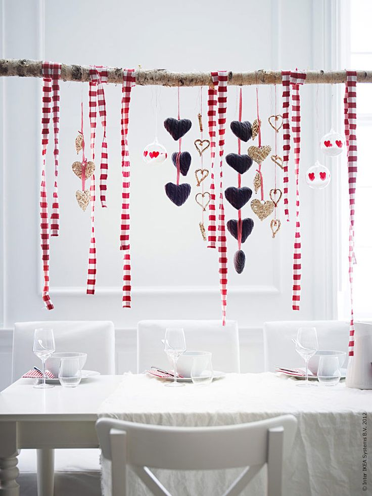 Homespun With Love: 38 Scandinavian Christmas Decorating Ideas