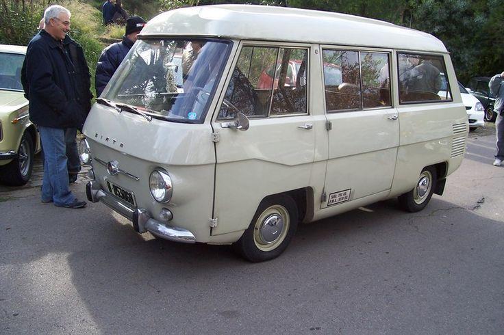 Siata Mini Van