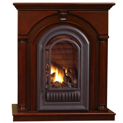 Best 25 Ventless Propane Fireplace Ideas On Pinterest Small Electric Fireplace Heater