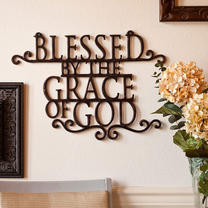 Wall Decor Quality Room Makeovers With Metallic: Best 25+ Wall Sayings Decor Ideas On Pinterest