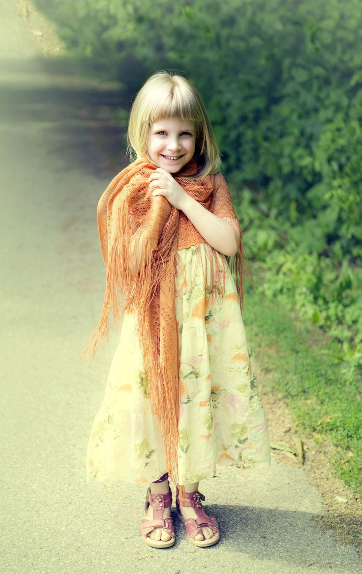 Gyermek fotózás szabadtéren