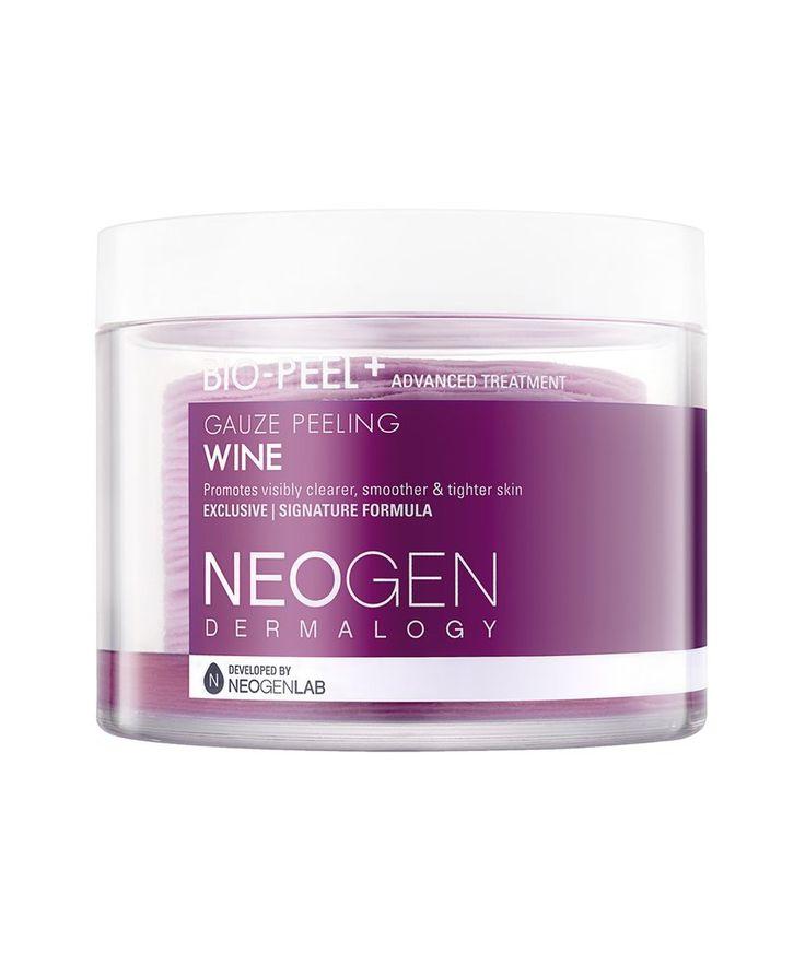Korean Products and makeup UK and Europe - Neogen Bio-Peel Gauze Peeling Wine – 30ea