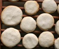 Vegan Shortbread Cookies, no dairy