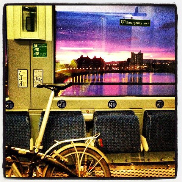 Dahon Belfast sunrise Photo by speedkingsox