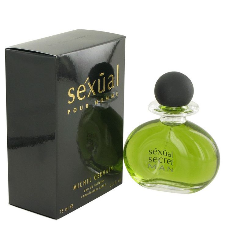 New #Fragrance #Perfume #Scent on #Sale  Sexual by Michel Germain 2.5 oz / 75 ml EDT Spray - Many men seek out colognes that will grab the attention of women they meet throughout the course of an evening or even just to impress that one special lady in their life. If you want to accomplish that with gusto, then you need to get Sexual by Michel Germain. This fragrance for men contains tops notes of Italian bergamot and Indian basil.. Buy now at…