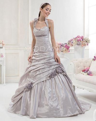... robe de mariée en couleur on Pinterest  Satin, Shoes 2014 and Style