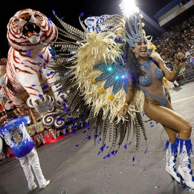 Carnevale di #SanPaolo #Brasile
