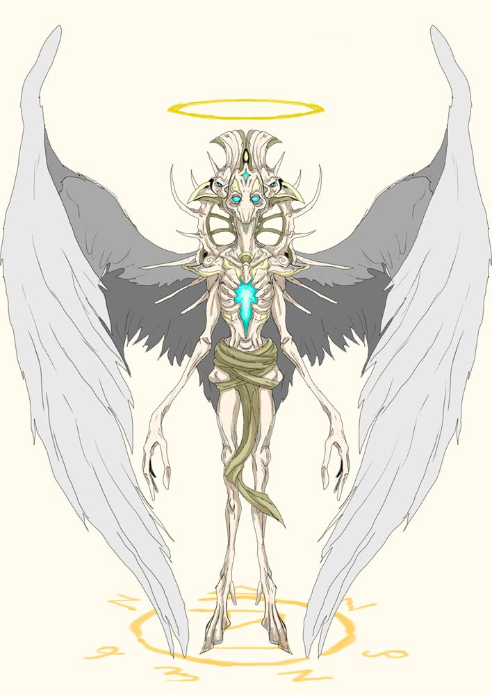 26 best <I>Pravá podoba andělů - Angel's true form images on ...