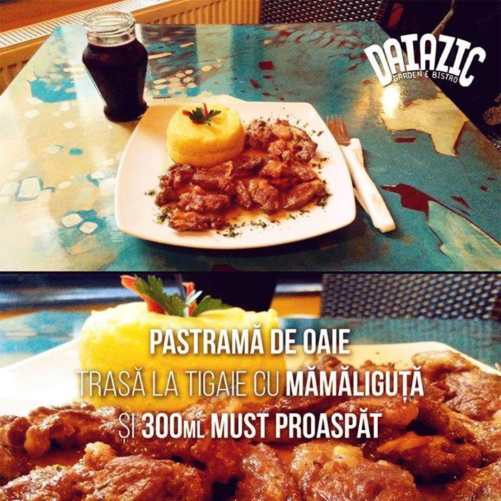 #daiazic #pastrama
