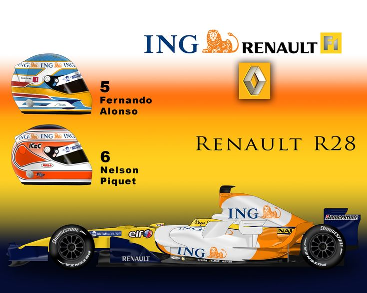 Renault R28 by ShinjiRHCP.deviantart.com on @deviantART