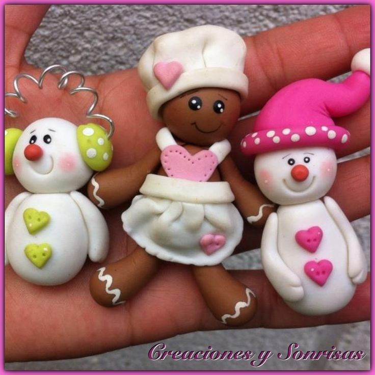 2015/03/19 Snowmen and Gingerbread Baker
